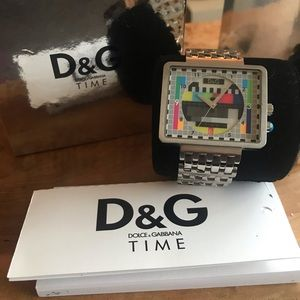 Like new Dolce and Gabbana Watch